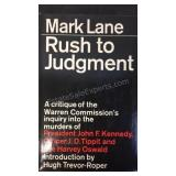 Rush to Judgment, by Mark Lane