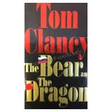 The Bear and the Dragon, by Tom Clancy