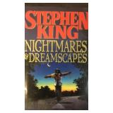 Nightmares & Dreamscapes, by Stephen King