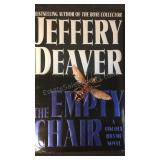 The Empty Chair, by Jeffery Deaver