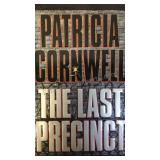 The Last Precinct, by Patricia Cornwell