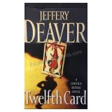 The Twelfth Card, by Jeffery Deaver
