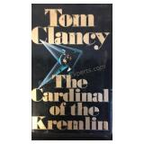 The Cardinal of the Kremlin, by Tom Clancy
