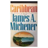 Caribbean, by James A Michener