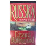 Russka, by Edward Rutherfurd