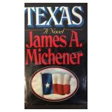 Texas, by James A Michener