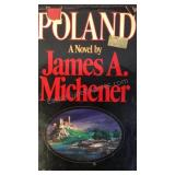 Poland, by James A Michener