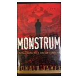 Monstrum a Thriller in the Tradition of