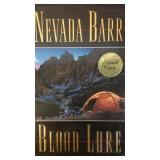 Blood Lure, by Nevada Barr