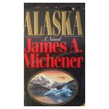 Alaska, by James A Michener