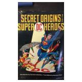 Secret origins of the super d c heros, by Carmine