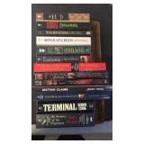 Assorted Paperback Books