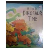 A trip to dinosaur time, by Michael Foreman