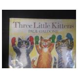 The little kittens, by Paul Galdone