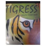 Tigress, by Helen Cowcher