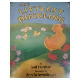 The littlest duckling, by Gail Herman