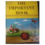 The important book, by Margaret Wise Brown