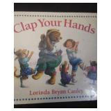 Clap your hands, by Lorinda Bryan Cauley