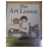 The art lesson, by Tomie Depaola