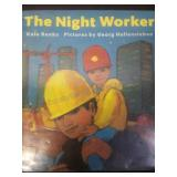 The night worker, by Kate Banks