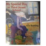 My special day at third street school, by Eve