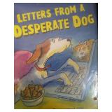 Letters from a desperate dog, by Eileen