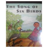 The song of six birds, by Rene Deetilefs