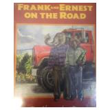 Frank and ernes on the road, by Alexandra Day