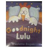 Goodnight lulu, by Paulette Bogan