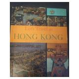 Lets travel in hong kong, by Darlene Geis