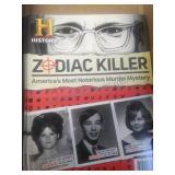 Zodiac killer america