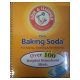 Pure baking soda over 100 helpful household
