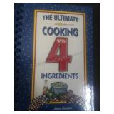 The ultimate cooking with 4 ingredients, by Jean