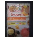 No guilt desserts, by Publications International