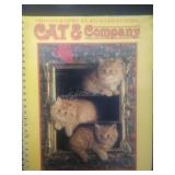 Cat & company 1989 engagement calendar, by