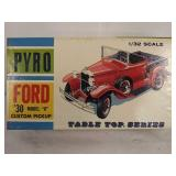Pyro tabletop series 1930 Model A Ford Custom