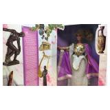 Grecian Goddess Barbie The Great Eras Collection