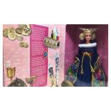 Medieval Lady Barbie The Great Eras Collection