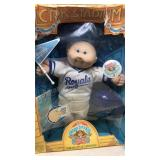 Vintage Cabbage Patch Kansas City Royals Doll