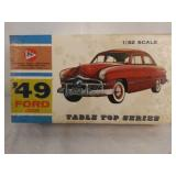 Vintage pyro tabletop series 1949 Ford Tudor
