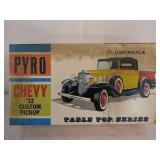 Pyro tabletop series 1932 Chevy custom pickup