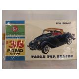 Pyro tabletop series 1936 Ford Roadster wrapped