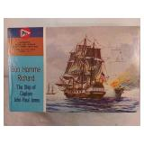 Pyro plastic Hobby Craft kit the ship of Captain