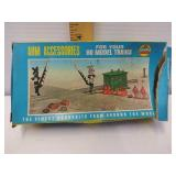 Ahm accessories h o model train kit