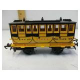 Tyco mini trains Liverpool times Manchester car