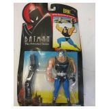 The Adventures of Batman and Robin Bane Action