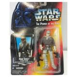 Star Wars Action Figure Han Solo Keener Toy