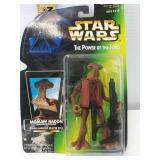 Star Wars Action Figure Momaw Nadon Keener Toy