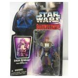Star Wars Action Figure Dash Rendar Keener Toy