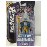 DC Super Heroes Action Figure Blue Devil By